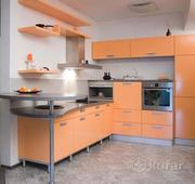 Кухня Сан-Франциско-эксклюзивной планировки