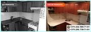 Ремонт и реставрация кухонной мебели Минск и область