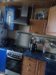 Продам кухню угловую б.у